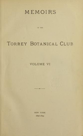 An enumeration of the plants collected in Bolivia by Miguel Bang : with descriptions of new genera and species