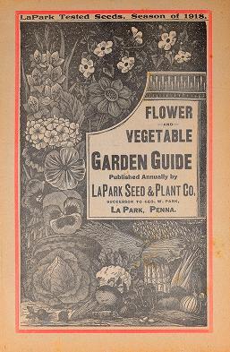 Flower and vegetable garden guide