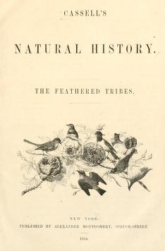 Cassell's natural history